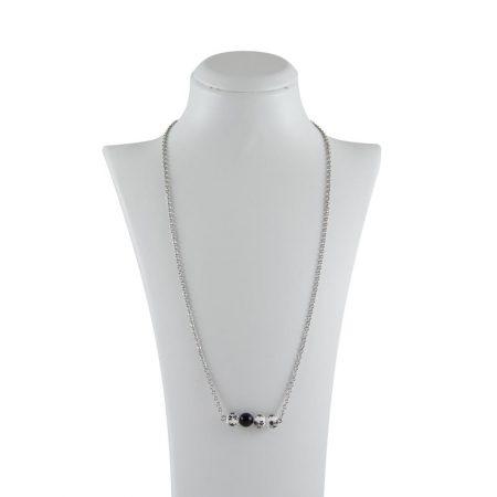 خرید گردنبند ژوست مدل مهره نشان