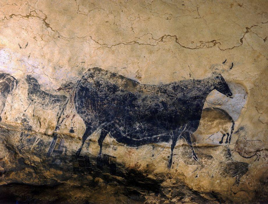 نقاشیهای ماقبل تاریخ