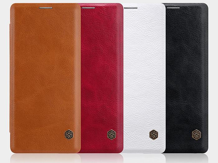 کیف چرمی نیلکین گوشی نوت 8 در رنگهای متنوع