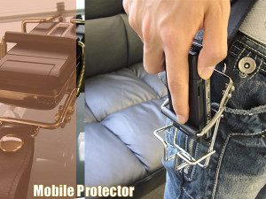 محافظ فلزی گوشی