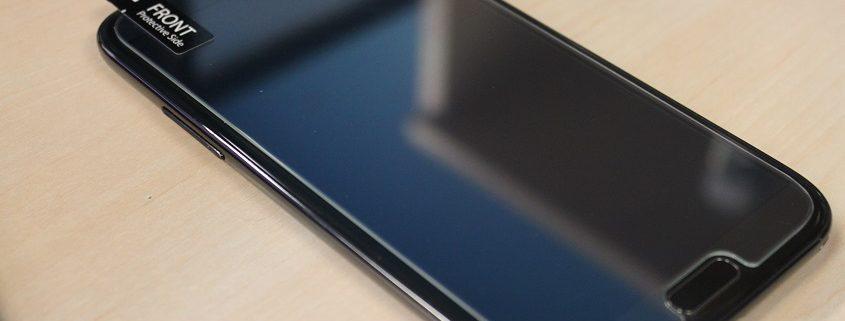 محافظ صفحه نمایش شیشهای