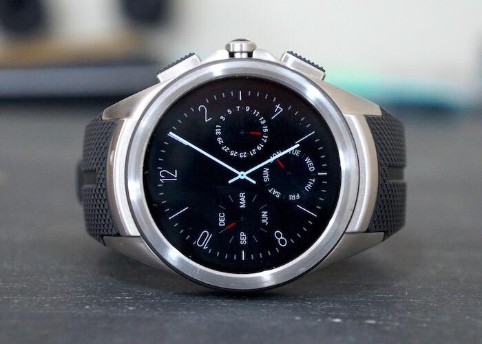 نسخه دوم ساعت هوشمند LG Watch Urbane