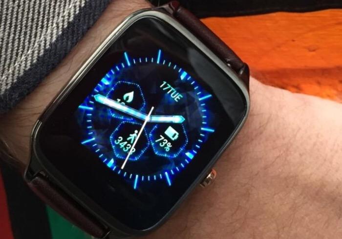 ساعت هوشمند ASUS Zenwatch 2