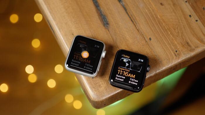 ساعت Apple Watch 3