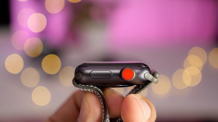 دکمه چرخان دیجیتال کراون Apple Watch 3