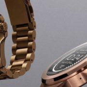 ساعت هوشمند با طراحی ظاهری بر پایه مد و فشن