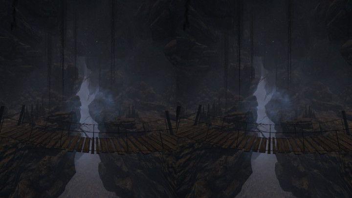غار نوردی در فضای وافعیت مجازی