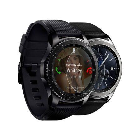 خرید محافظ صفحه شیشه ای ساعت هوشمند سامسونگ Samsung Gear S3