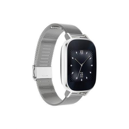 خرید ساعت هوشمند ایسوس Asus Zenwatch 2 WI502Q Metal Strap
