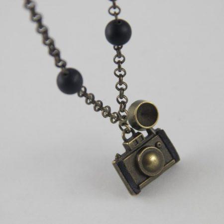 خرید گردنبند چوکر ژوست مدل دوربین کد 218
