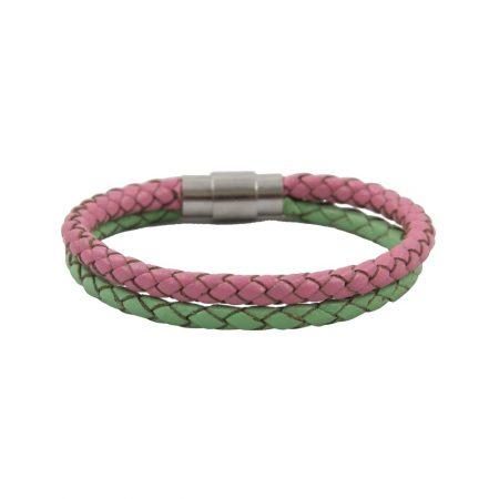 خرید دستبند چرم ژوست کد 431