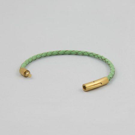 خرید دستبند چرم ژوست کد 432