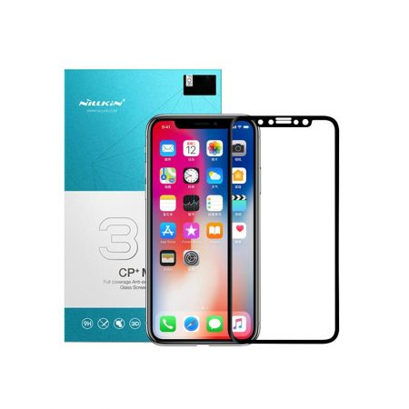 خرید گلس 3D نیلکین گوشی آیفون Nillkin CP+ 3D Apple iPhone X / 10