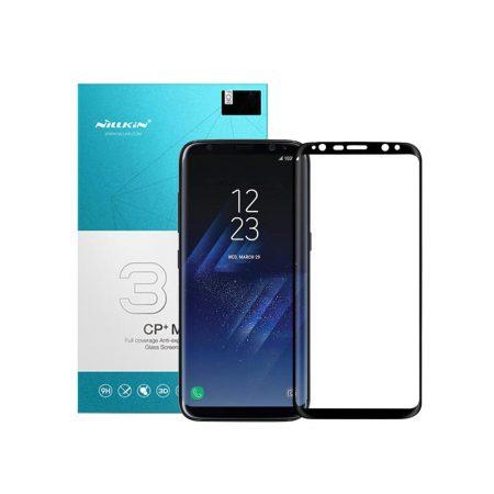 خرید گلس 3D نیلکین گوشی سامسونگ Nillkin CP+ 3D Galaxy S8 Plus