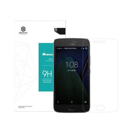 خرید گلس نیلکین گوشی موبایل موتورولا Nillkin H Motorola Moto G5 Plus