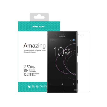 خرید گلس نیلکین گوشی موبایل سونی Nillkin H+ Pro Sony Xperia XZ1