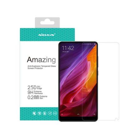 خرید گلس نیلکین گوشی موبایل شیائومی Nillkin H+ Pro Xiaomi Mi Mix 2