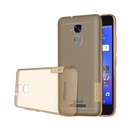 خرید قاب ژله ای نیلکین گوشی ایسوس Nillkin TPU Zenfone 3 Max ZC520TL
