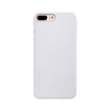 خرید کیف چرمی نیلکین گوشی آیفون Nillkin Qin Apple iPhone 8 Plus