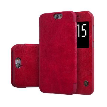 خرید کیف چرمی نیلکین گوشی اچ تی سی Nillkin Qin HTC One A9