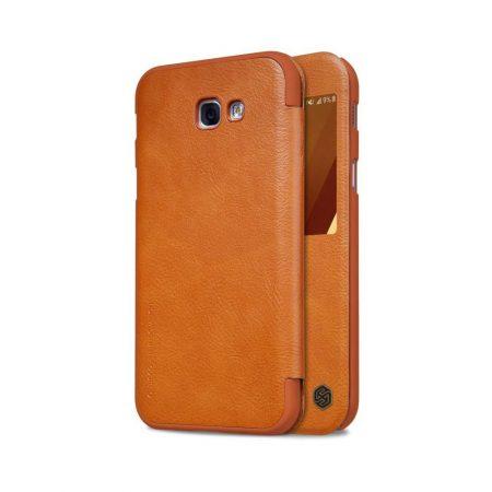 خرید کیف چرمی نیلکین گوشی موبایل Nillkin Qin Samsung Galaxy A3 2017