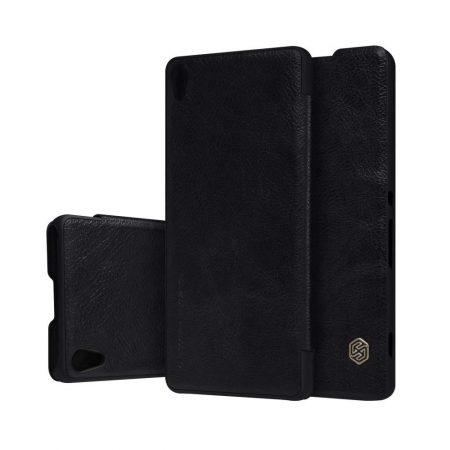 خرید کیف چرمی نیلکین گوشی موبایل سونی Nillkin Qin Sony Xperia XA