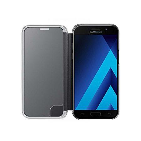 خرید کیف هوشمند سامسونگ Galaxy A7 2017 مدل Clear View