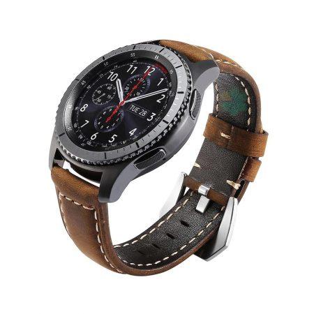 خرید بند چرمی ساعت سامسونگ Gear S3