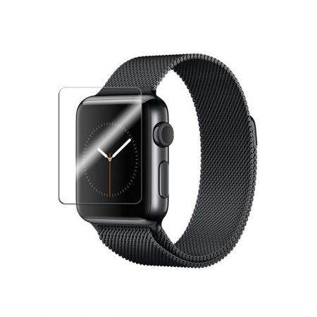 خرید محافظ صفحه شیشه ای ساعت اپل واچ 42 میلی متری