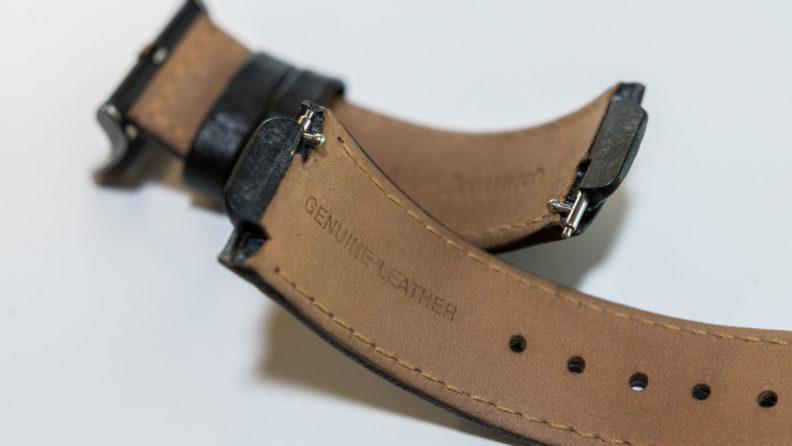 بند چرمی ساعت مچی هوشمند Zenwatch 3