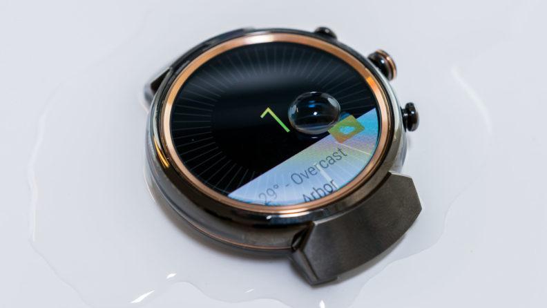 اپلیکیشنهای ساعت هوشمند ایسوس Asus Zenwatch 3