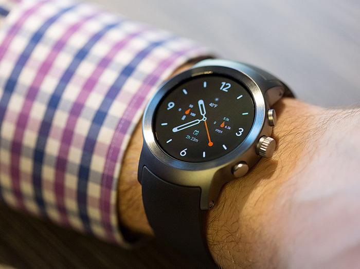ساعت هوشمند LG Watch Sport