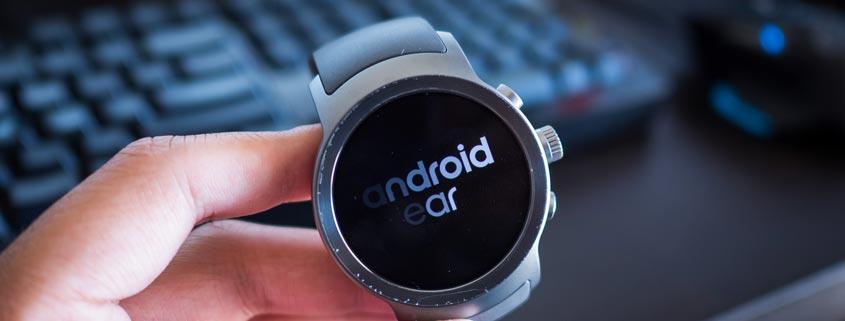 نسخه آزمایشی سیستم عامل Android Wear جدید