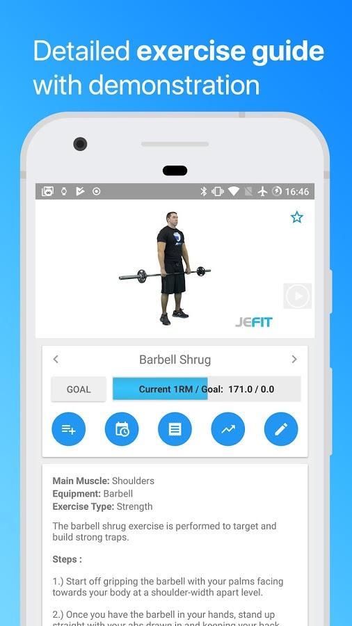 اپلیکیشن ساعت هوشمند JetFit