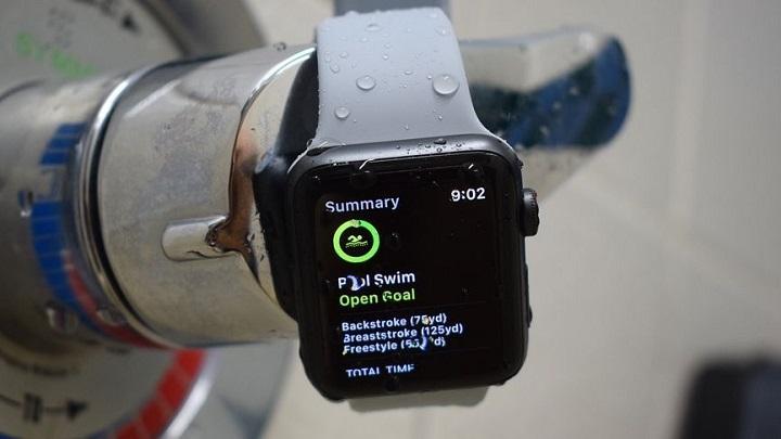 سیستمعامل WatchOS اپل