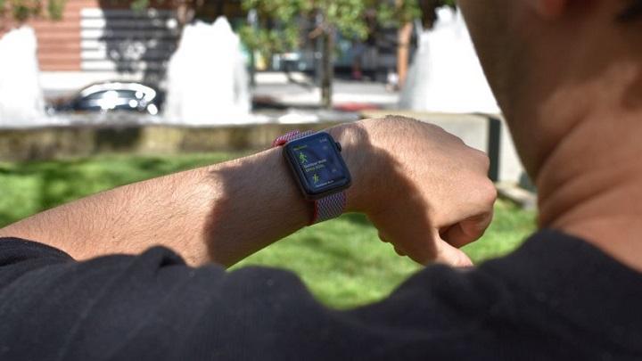 پایش فعالیتهای بدنی توسط اپل واچ