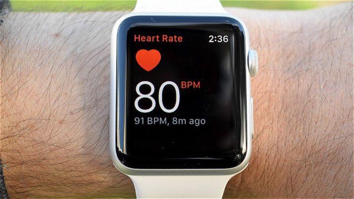 نمایش ساعت با بالا اوردن مچ دست در اپل واچ
