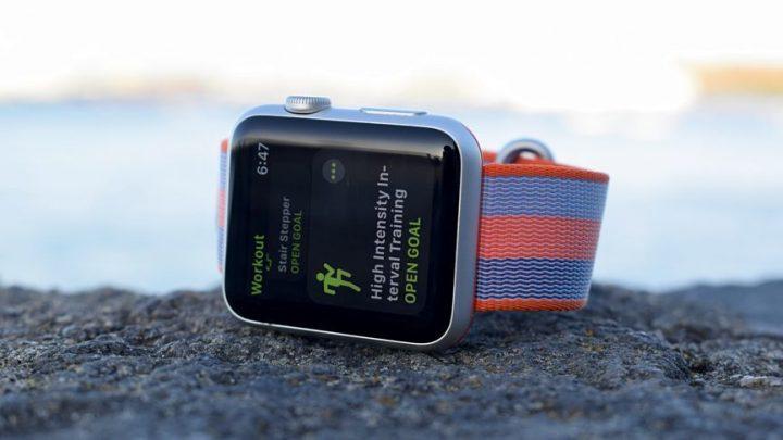 اپلیکیشن ورزش در اپل واچ
