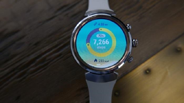 گام شمار ساعت هوشمند ایسوس ZenWatch 3