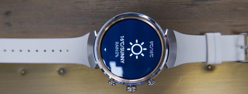 نقد و بررسی تخصصی ساعت هوشمند Asus ZenWatch 3