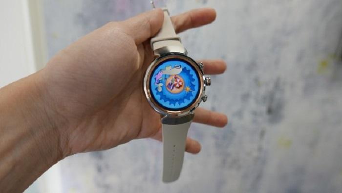 ساعت هوشمند زن واچ 3 ایسوس