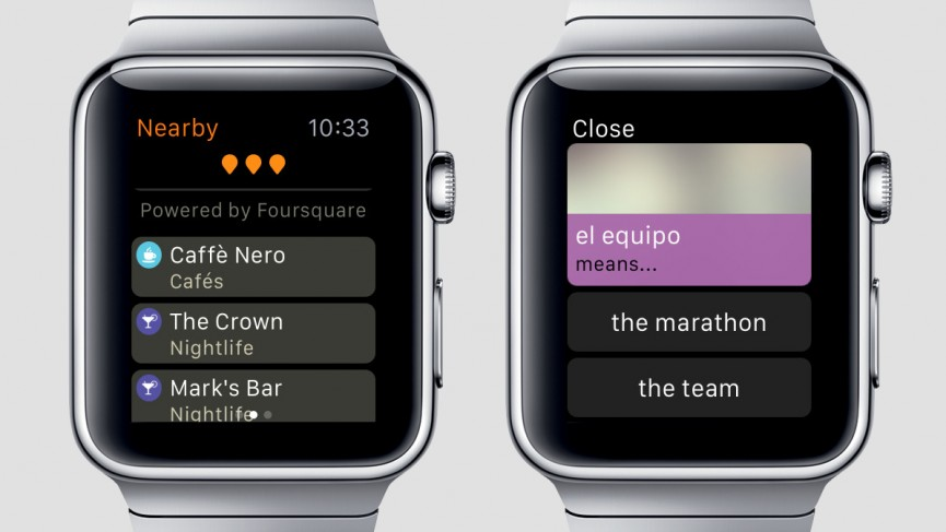 اپلیکیشن ساعت هوشمند Apple Watch 3