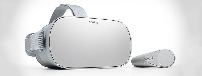 تاریخ عرضه و قیمت عینک واقعیت مجازی اوکولوس Oculus Go