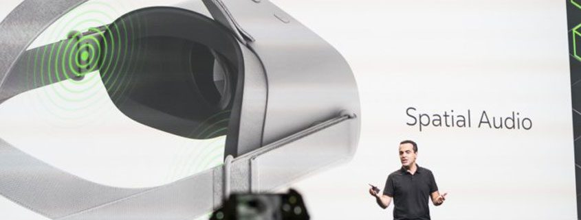 مشخصات هدست واقعیت مجازی مستقل اوکولوس Oculus Go