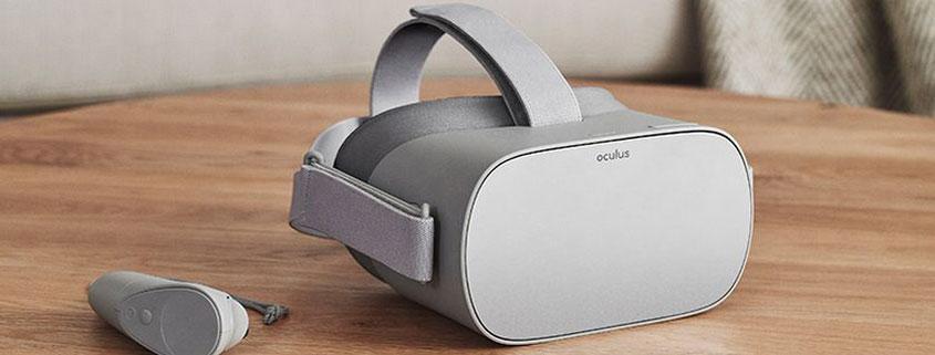 تاریخ عرضه و قیمت هدست واقعیت مجازی مستقل اوکولوس Oculus Go