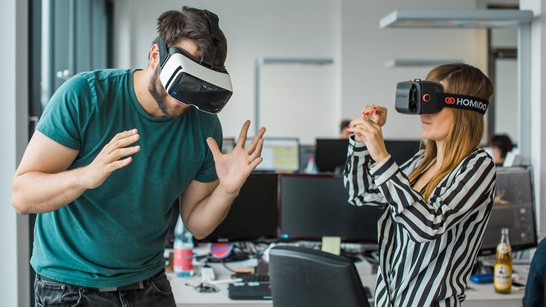 هدست واقعیت مجازی سامسونگ Gear VR