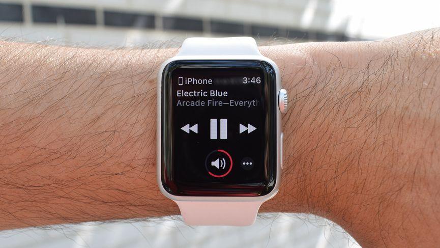 برنامه پخش موزیک در اپل واچ
