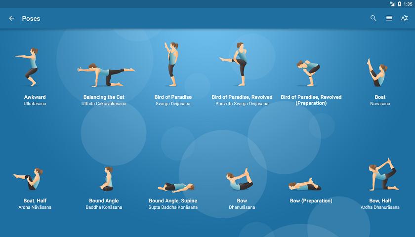 اپلیکیشن ساعت هوشمند Yoga Sudio برای تناسب اندام