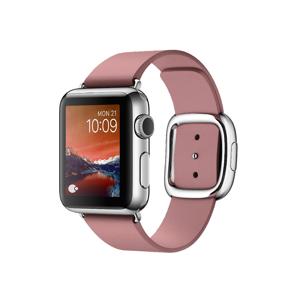 خرید بند چرم ساعت اپل واچ 38 میلی متری کوتتچی Nobleman