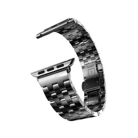خرید بند فلزی ساعت هوشمند اپل واچ 42 میلی متری